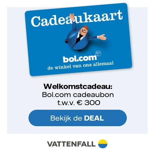 bol.com energiecadeau energiezaken