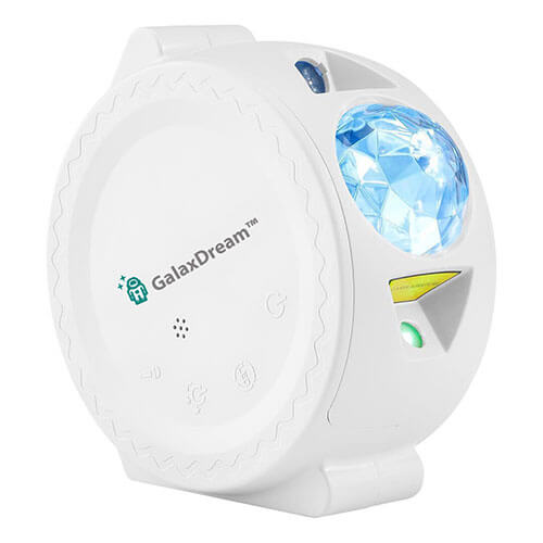 Galaxdream galaxy projector to bring the universe at home. Home decoration, see stars and galaxies, the universe and space..