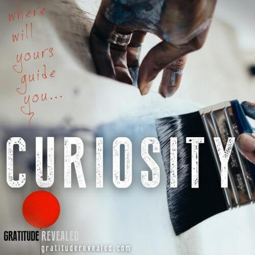 Gratitude Revealed Curiosity