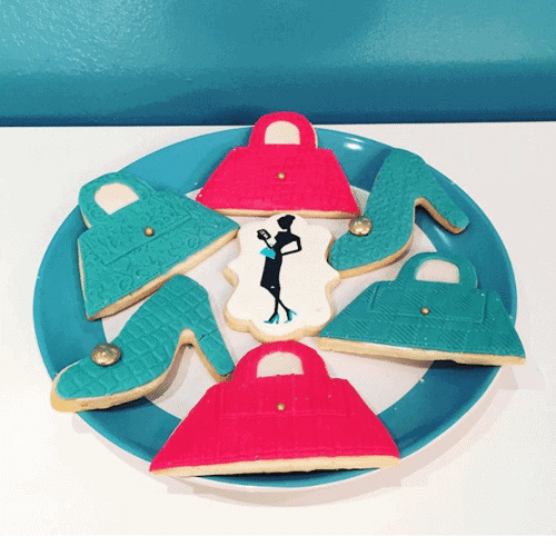 Greta Rose Agency surprised theSkimm with custom handmade goodies made by The Butter End