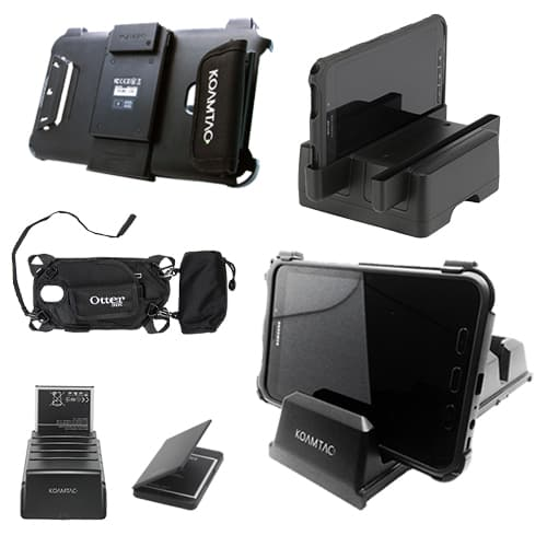 KOAMTAC Accessories for Samsung Galaxy Tab Active2