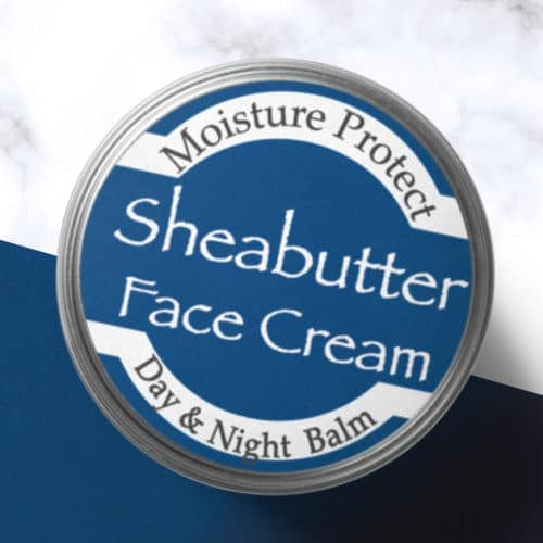pure sheaboter cream - Moisture protect