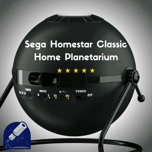 Sega Homestar Classic Original Planetarium Review