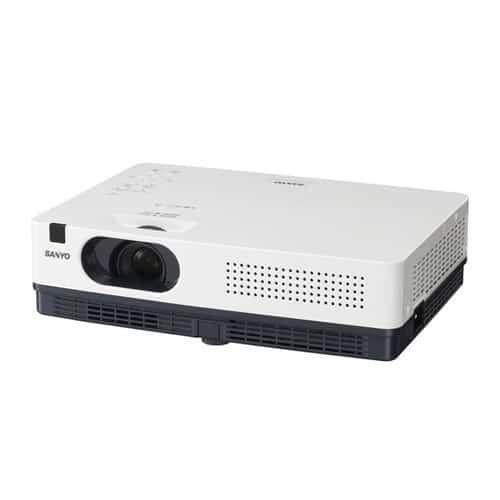 độ tương phản của máy chiếu Sanyo PLC-XD 2200