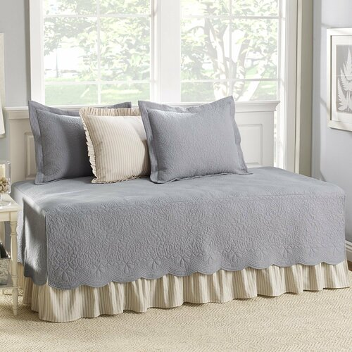 10. Stone Cottage 5-Piece Daybed Cover Set