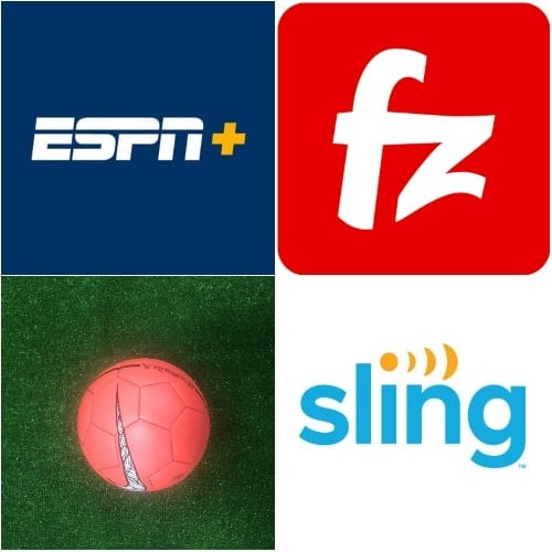 ESPN+-Sling World Sports-Fanatiz comparison