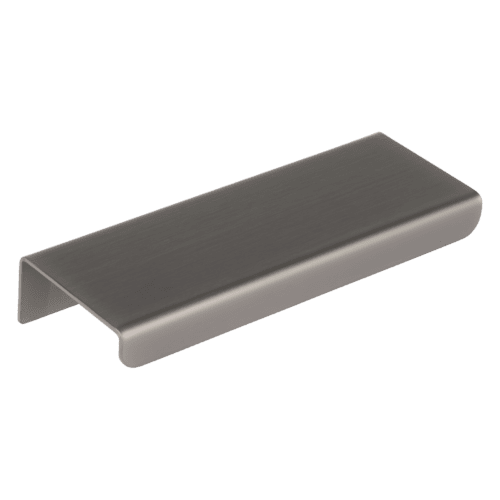 Cabinetry Pull Extended 100mm - Gunmetal