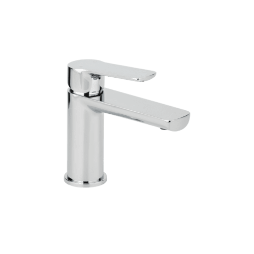 Alano Basin Mixer - Chrome
