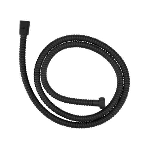 Aliah Shower Hose - Matte Black