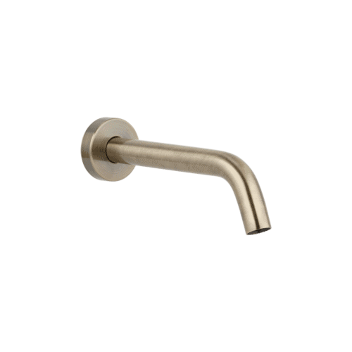 Elysian Spout - Brushed Brass