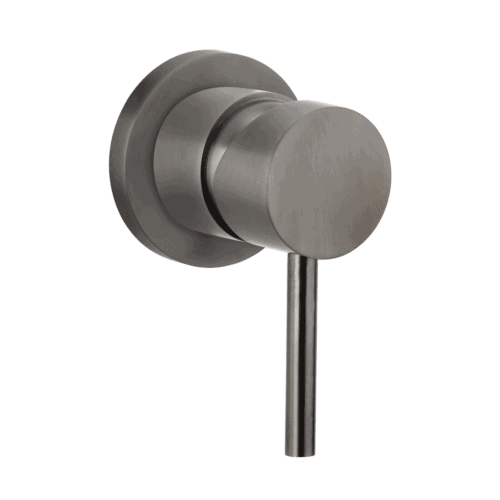 Elysian Commercial Minimal Mixer – Gunmetal