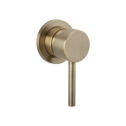 brass mixer - elysian minimal