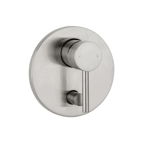 Elysian Shower Diverter - Brushed Nickel