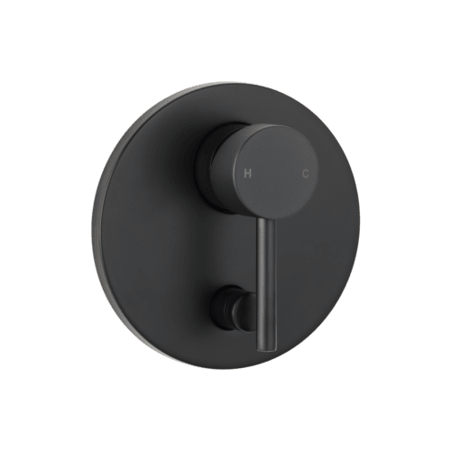 ELYSIAN SHOWER DIVERTER – MATTE BLACK