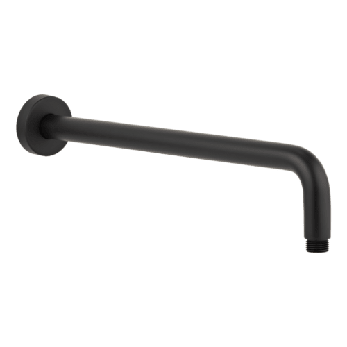 matte black shower arm - Phili Shower Arm 400mm - Matte Black