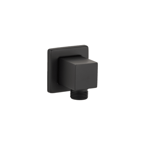 Tila Square Shower BP - Matte Black