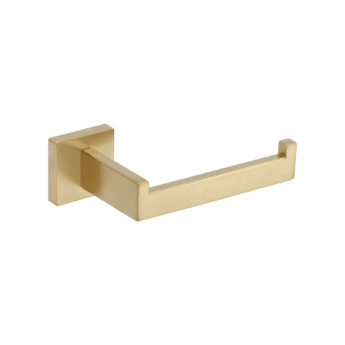 Vaada Toilet Roll Holder - Brass