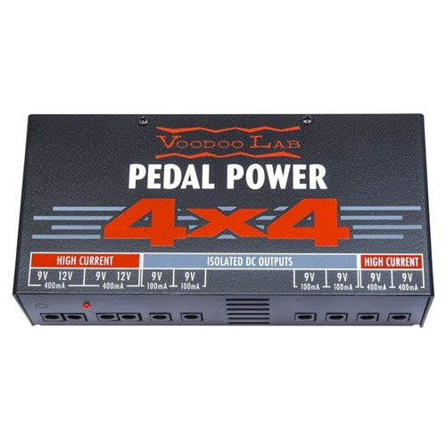 voodo lab pedal power 4x4