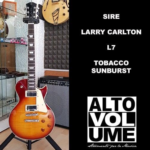 Sire Larry Carlton L7