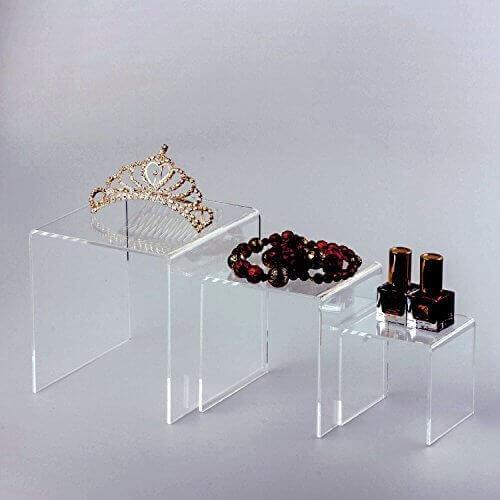 Acrylic Risers