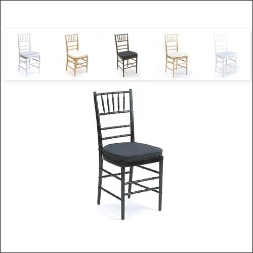 Chivari Chair F-S-C-001-BLK