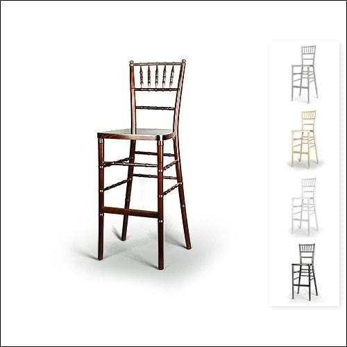 Chivari Bar Height Chair F-S-C-006-MAHG
