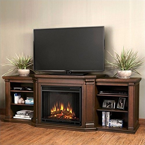 Valmont Entertainment Electric Fireplace Review