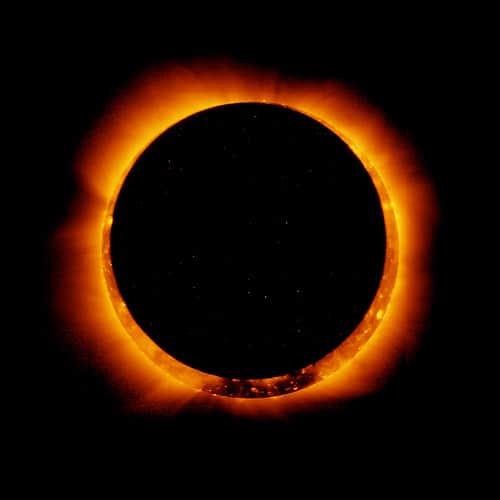 fotografare un'eclissi solare