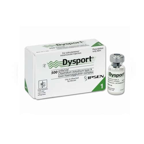 Dysport Injections available at Gemini Plastic Surgery · Rancho Cucamonga · Inland Empire