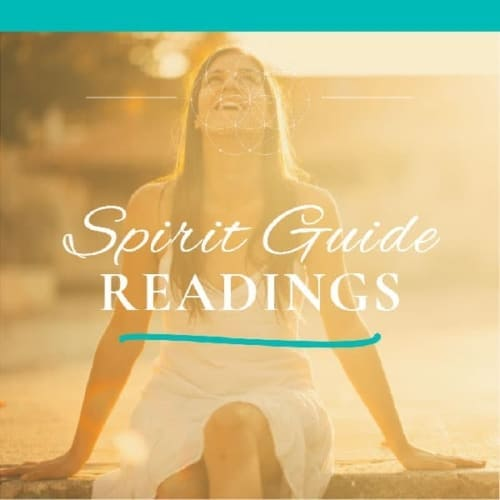 Connect with YOur Spirit Guides Reading