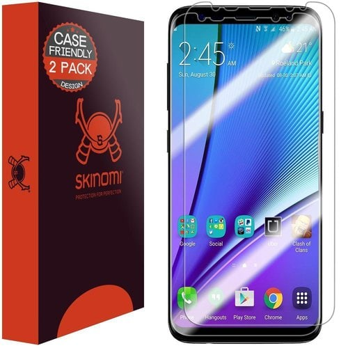 Best Screen Protectors For Samsung Galaxy S8 And S8 Plus 2021 9