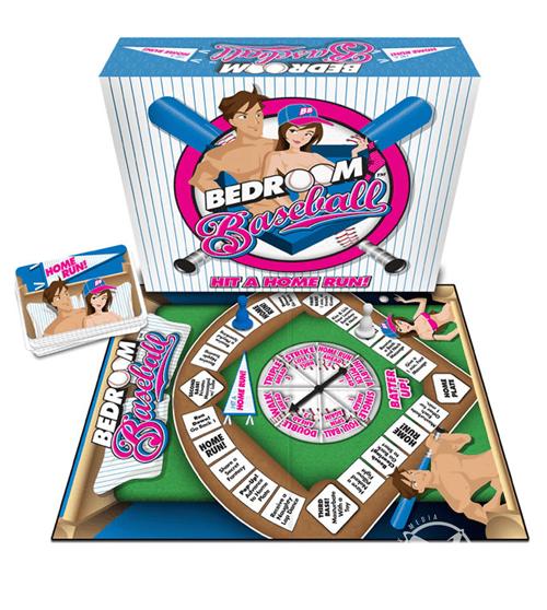 The Bedroom Baseball Board Game