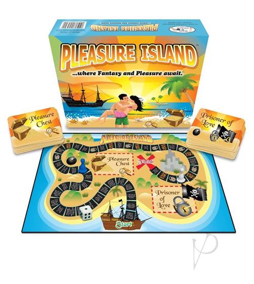 The Pleasure Island Board Game
