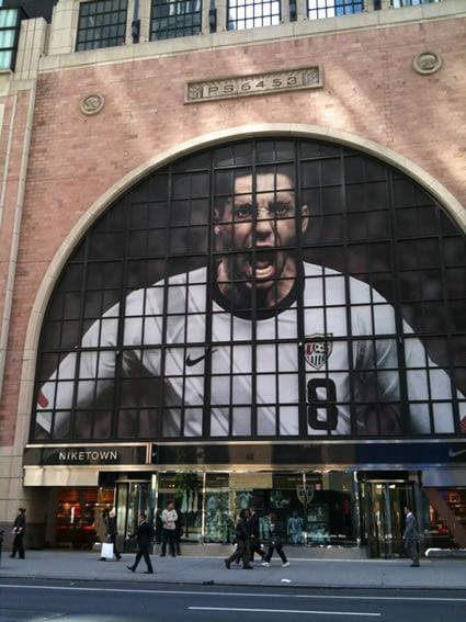 Dempsey Nike Ad