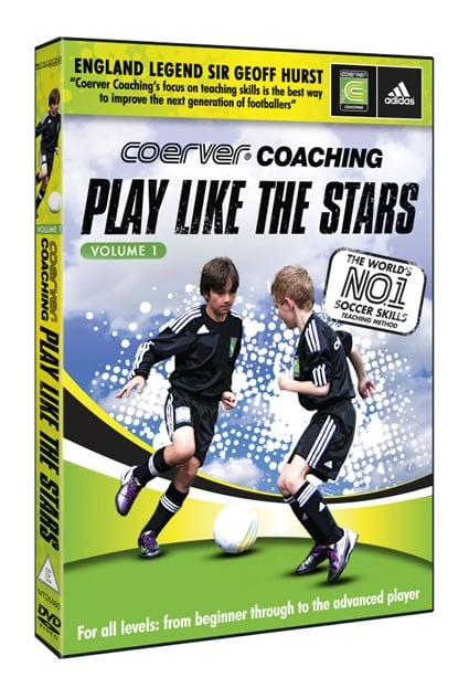 Play Like The Stars - Coerver Coaching