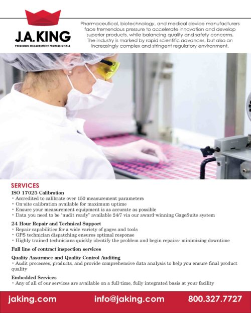 Life Sciences Industry Sheet Preview