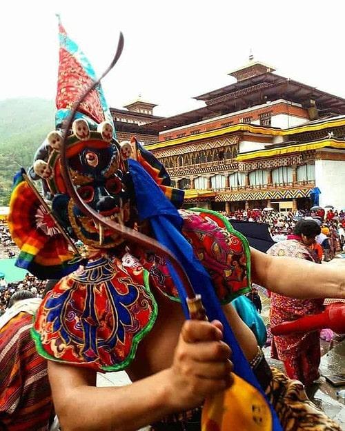 不丹节庆摄影之旅