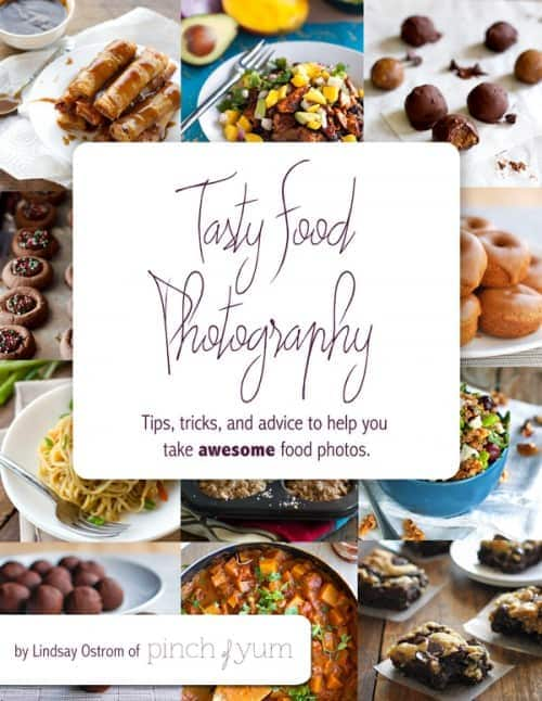 Tasty Food Photography eBook Giveaway