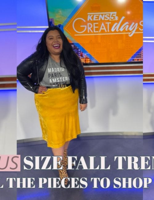 Plus Size Fall Fashion Trends
