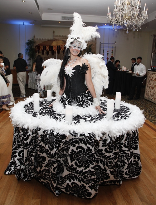 theme2 roaring strolling table moder photo