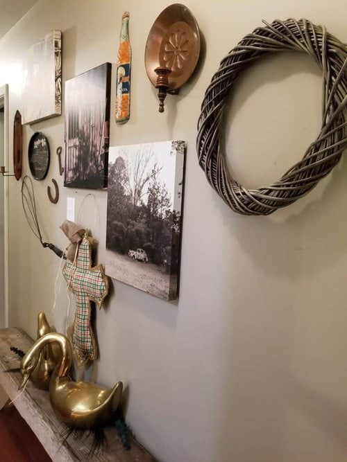 Rustic Gallery Wall, Country Gallery Wall, Gallery Wall