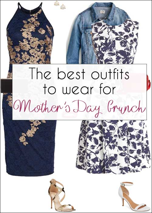 The best outfits to wear for Mother's Day brunch | 40plusstyle.com