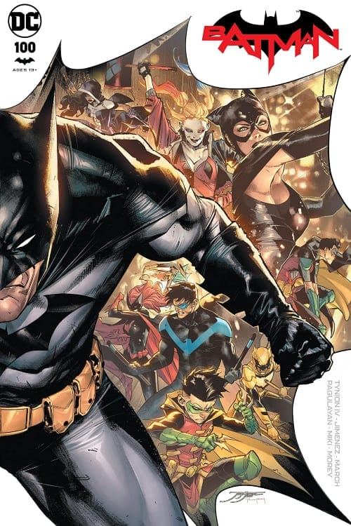 What Monthly DC Comics You Should Read This October, Rorschach, Batman, Swamp Thing, Halloween Special, Tom King, James Tynion IV, Batgirl, Nightwing, Catwoman