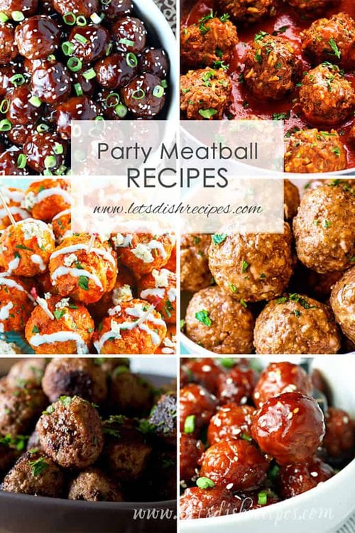 Best Party Meatball Recipes