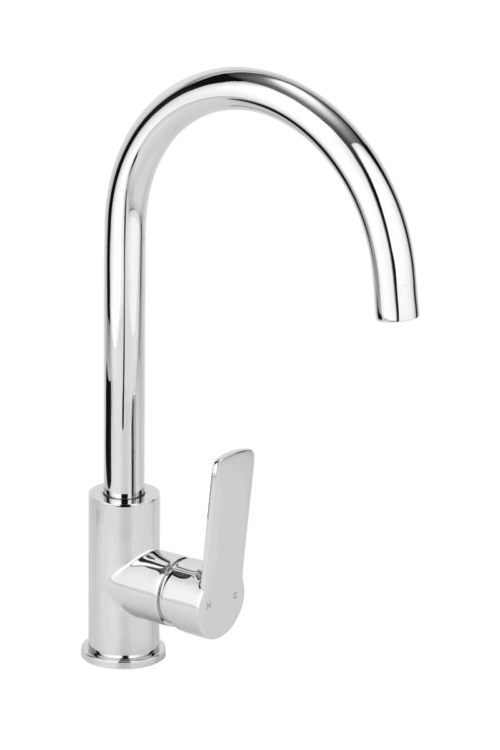 Alano Kitchen Mixer - Chrome