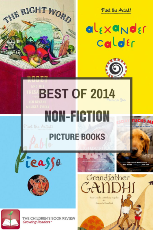 Best Non-Fiction Picture Books of 2014