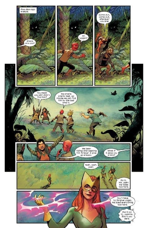 Jean Grey, Krakoa, X-Men, Kate Pryde, Beast, Mutants