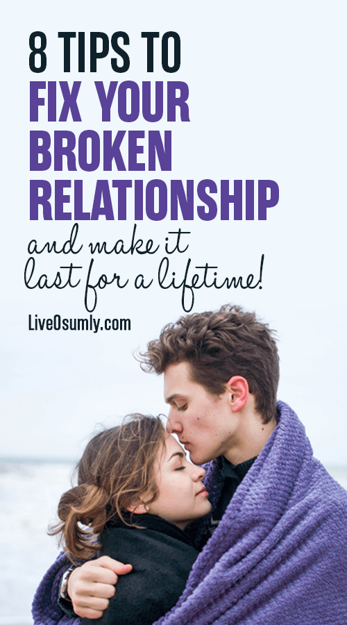 Fix Broken Relationship