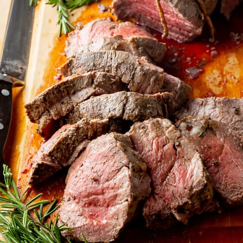 beef tenderloin for sandwiches