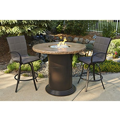 Astonishing The Absolute Best Bar Height Fire Pit Table Sets Outdoor Home Interior And Landscaping Spoatsignezvosmurscom